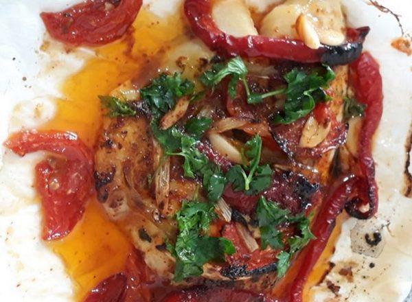 דג בתנור…טעים וקל הכנה_תהילה גיל