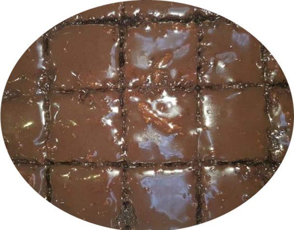 עוגת שוקלד מהירה (ללא מיקסר) עם מצרכים שיש תמיד בבית_מתכון של אביבה ממן