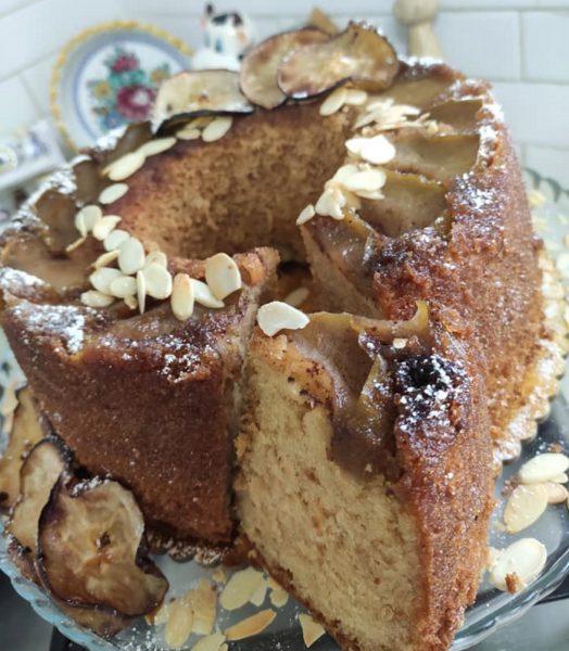 עוגות תפוחים מקורמלים וניל וקינמון_מתכון של רחל עינב