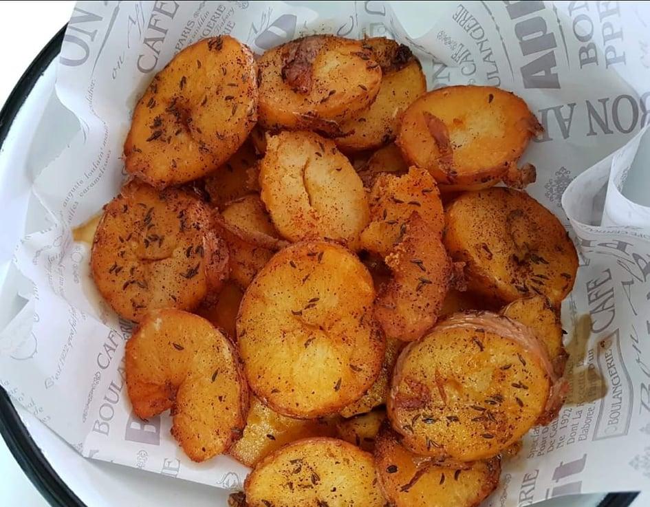 מתכון כתוב + סרטון להכנת 💥 תפוחי אדמה במחבת עם קימל_מתכון של תילי טובה