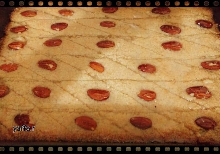 גלבלוז – עוגת סולת_מתכון של המטבח של יפה רייפלר מתכונים