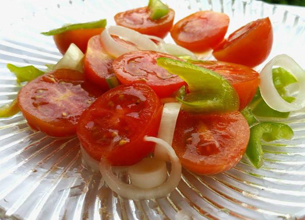 סלט עגבניות שרי_מתכון של הילה סמוכה רשתי