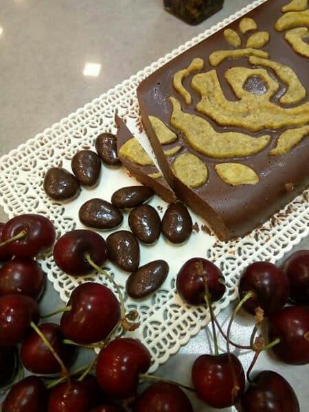 חטיף חלבת שוקולד ומרציפן_מתכון של שלומית שחר