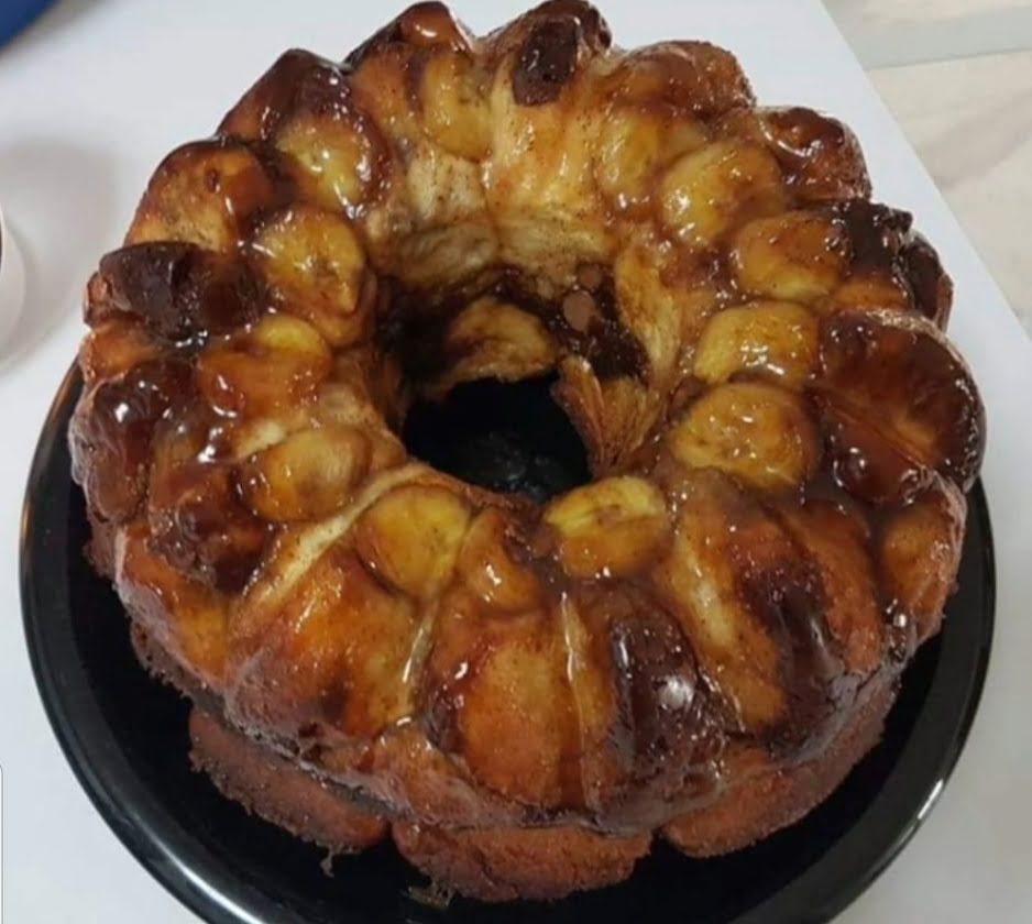 לחם קופים – שוקולד צ 'יפס בננה_מתכון של תילי טובה