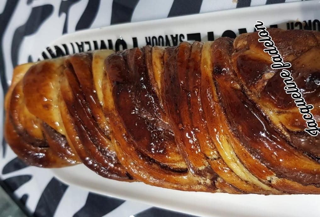 מתכון כתוב + סרטון להכנת רולדות שמרים פרווה במילוי שוקולד אגוזים פרווה_מתכון של  זקלין פדלון – מאסטר מתכונים