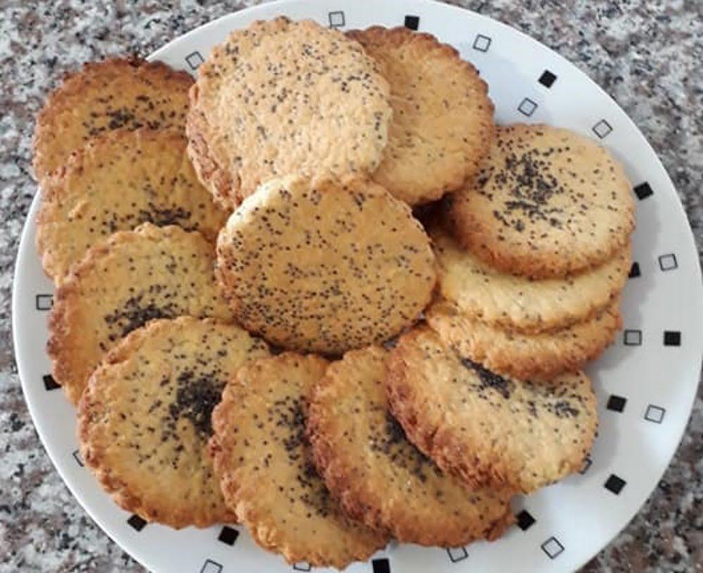 עוגיות וניל פרג מנומשות_מתכון של תהילה גיל