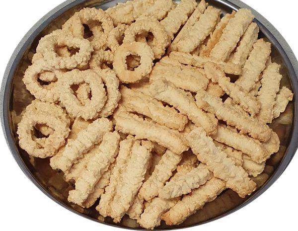 עוגיות מכונה_מתכון של יפה וקס ברקו
