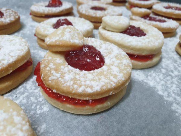 עוגיות סנדוויץ_מתכון של  ירדנה ג'נאח