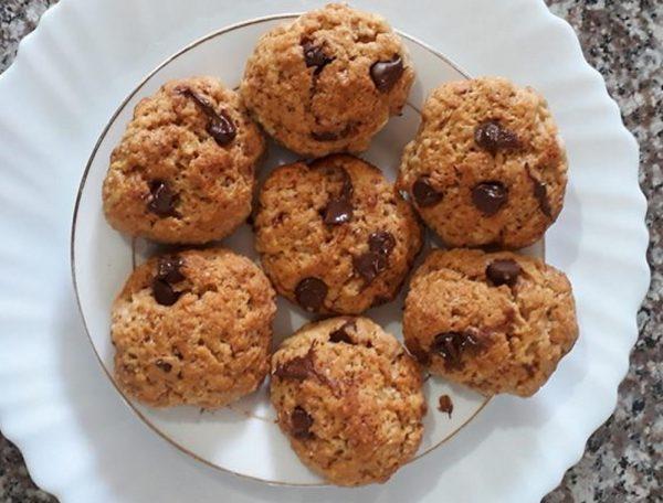 עוגיות שוקולד צ'יפס טבעוניות_מתכון של תהילה גיל