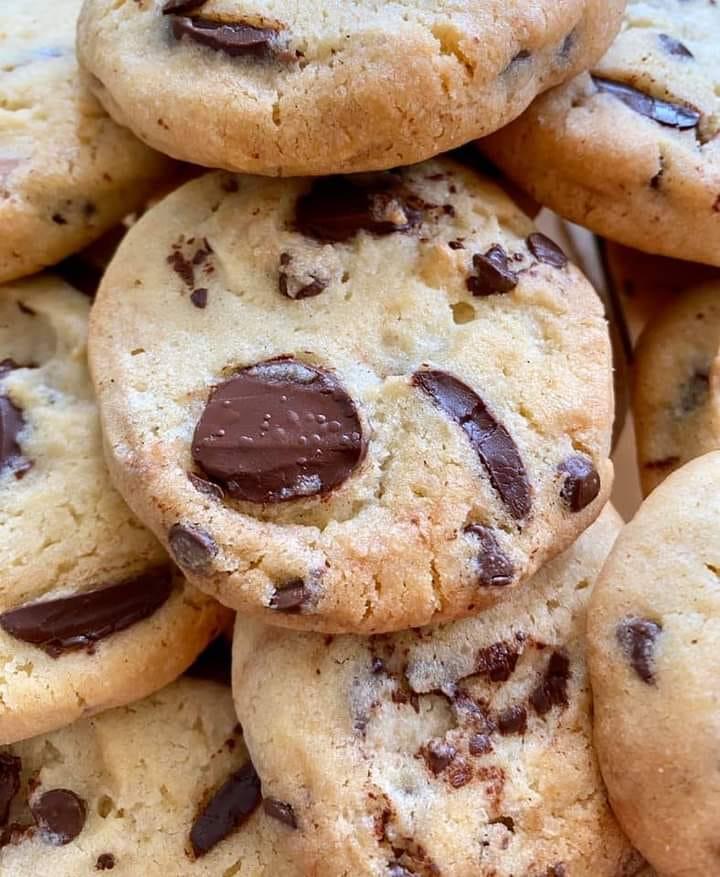עוגיות שוקולד צי'פס ווניל ..הכי מוצלחות שתעשו_מתכון של המטבח של תכלת
