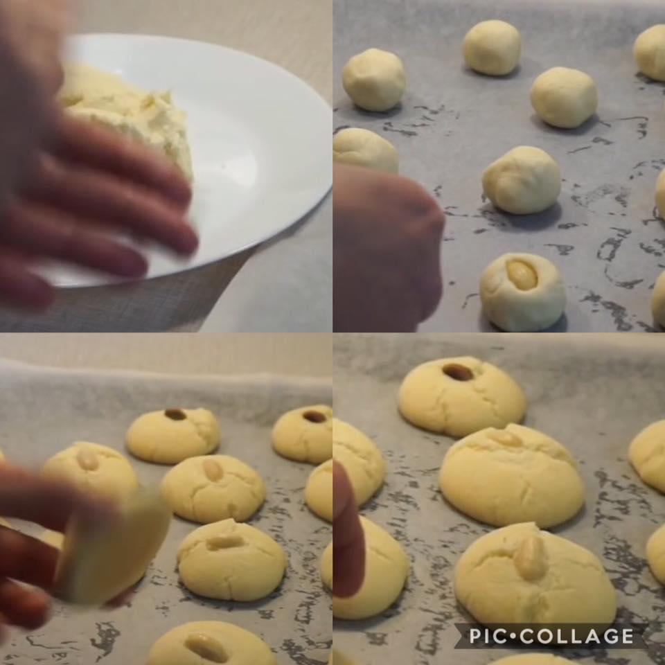 עוגיות ״שאקר״ נימוכות טעימות בטירוף_מתכון של המטבח של תכלת