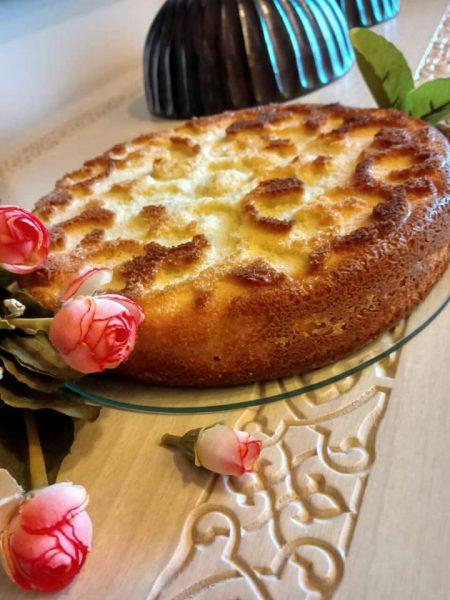 עוגת גבינה בחושה_מתכון של שלומית שחר