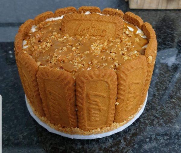 עוגת גבינה לוטוס_מתכון של תילי טובה