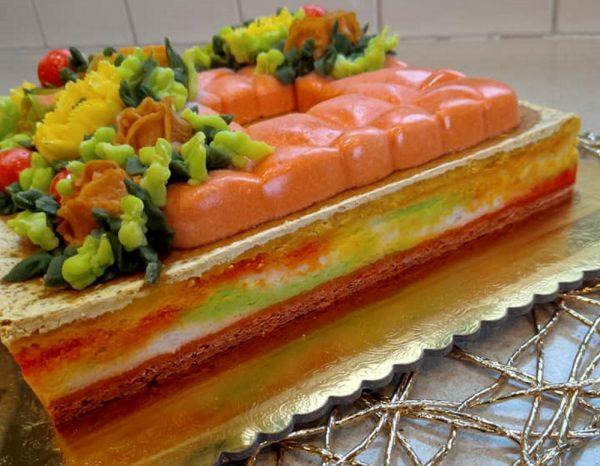 עוגת גבינה ליום הולדת_מתכון של שלומית שחר