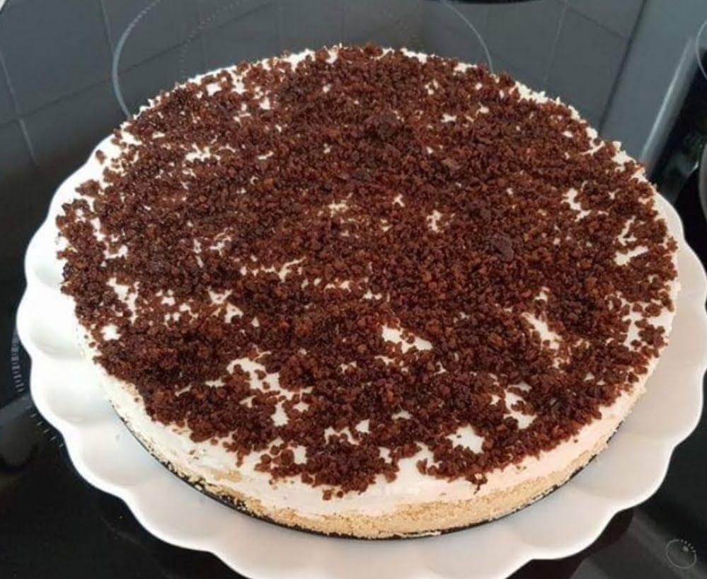 עוגת גבינה קרה לימונית_מתכון של תילי טובה