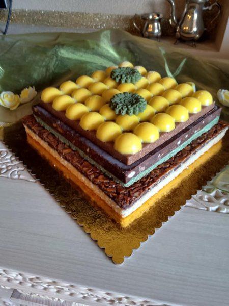 עוגת יום הולדת_מתכון של שלומית שחר