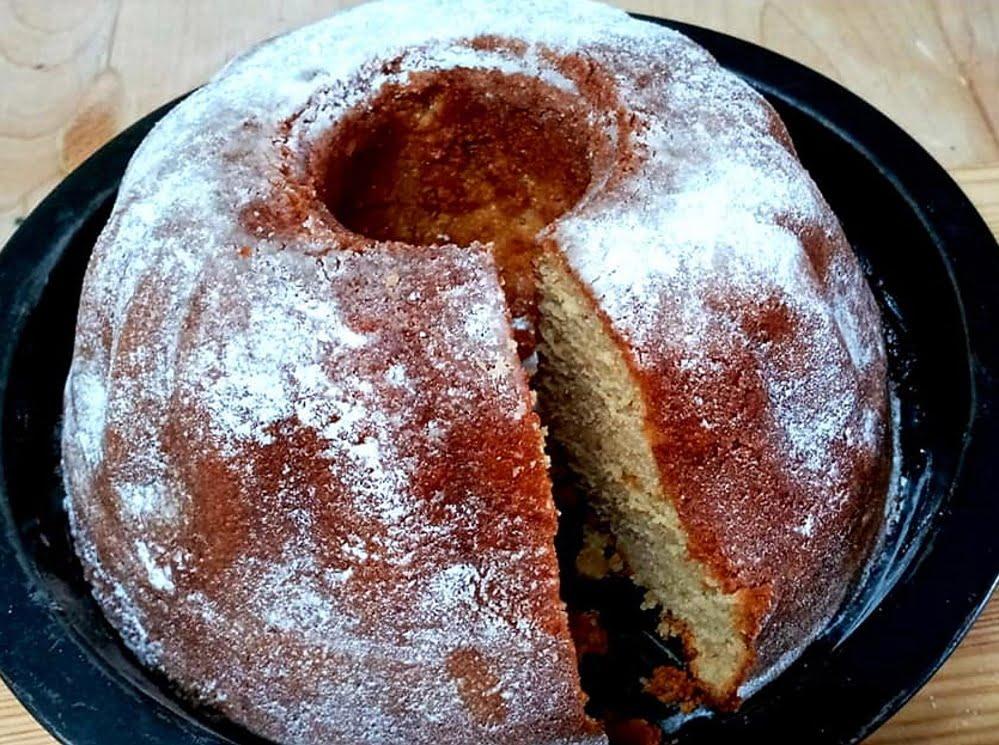 עוגת לימון טורט_מתכון של רוחמה כהן
