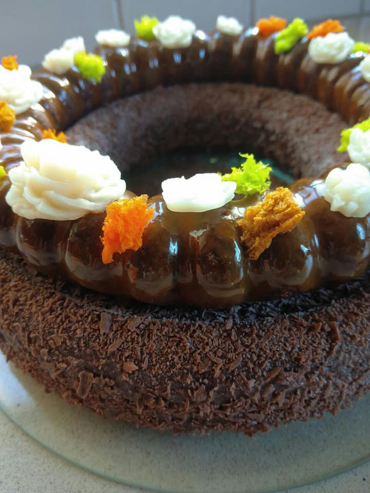 עוגת מעדן שוקולד_מתכון של שלומית שחר