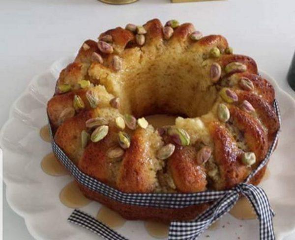 עוגת סחלב בחושה עם פיסטוקים_מתכון של תילי טובה