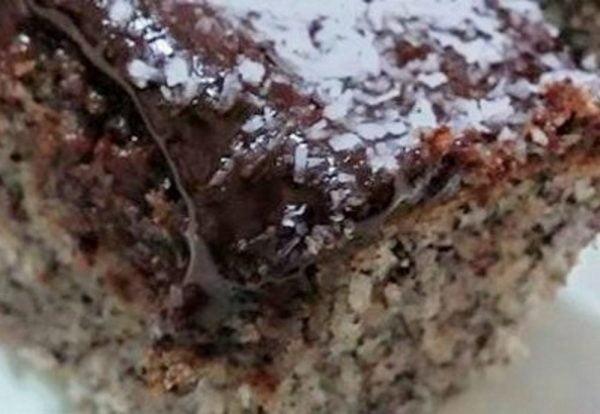 עוגת פרג בחושה טעימה בטירוף..וקלה להכנה של ישראלה אזולאי המקסימה_מתכון של גילה כהן-אבני