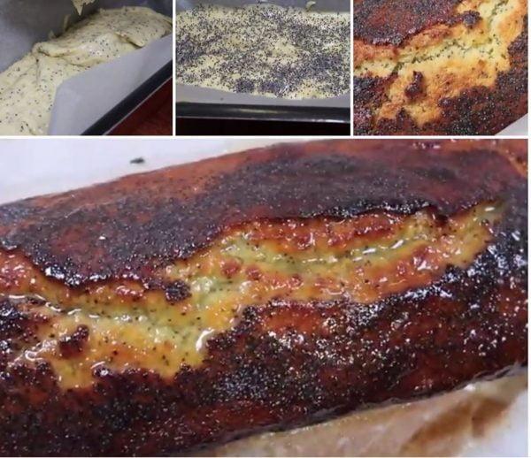עוגת פרג_מתכון של המטבח של תכלת