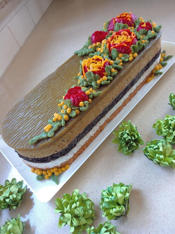 עוגת שכבות_מתכון של שלומית שחר