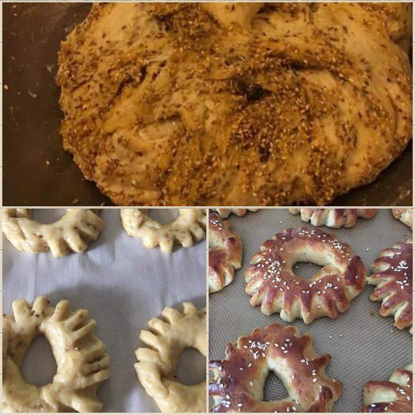 קעק – עוגיות עירקיות אבל פריכות מעט._מתכון של המטבח של תכלת