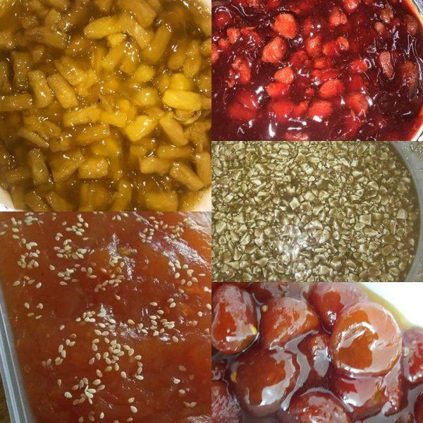 ריבת תותים תות שדה_מתכון של המטבח של תכלת