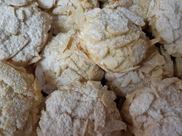 עוגיות שקדים ללא גלוטן_מתכון של אורנה ועלני