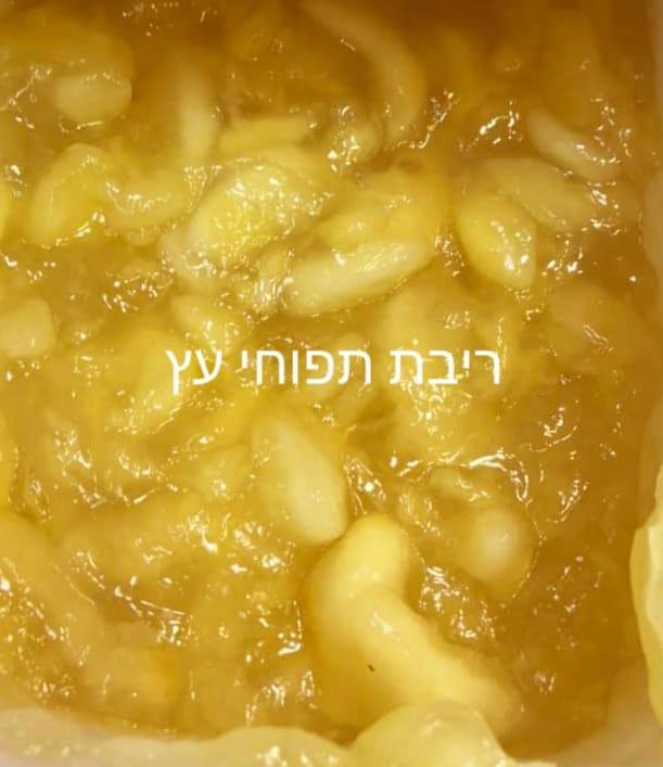 ריבת תפוחי עץ_מתכון של המטבח של תכלת