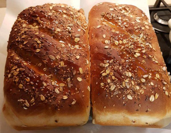 לחם כוסמין_מתכון של נורית יונה