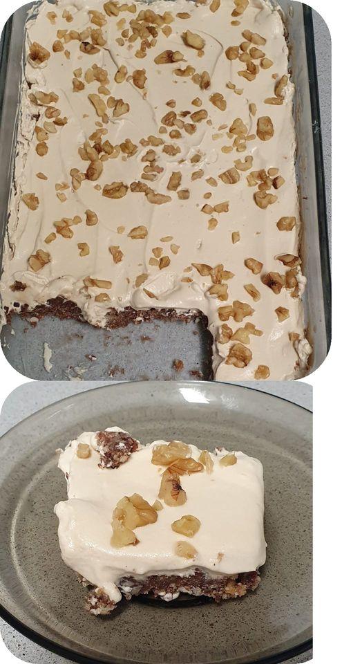 עוגת שכבות בטעם קפה_מתכון של יפה וקס-ברקו