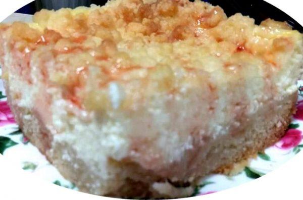 עוגת גבינה בטעם של עוד…והכי טעימה שיש_מתכון של גילה כהן-אבני