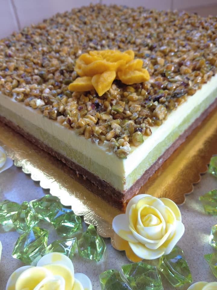 עוגת לילות ביירות בגרסה שלי 🤪_מתכון של שלומית שחר