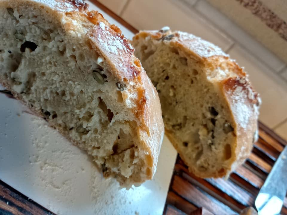לחם ביתי וטעים_מתכון של שלומית שחר