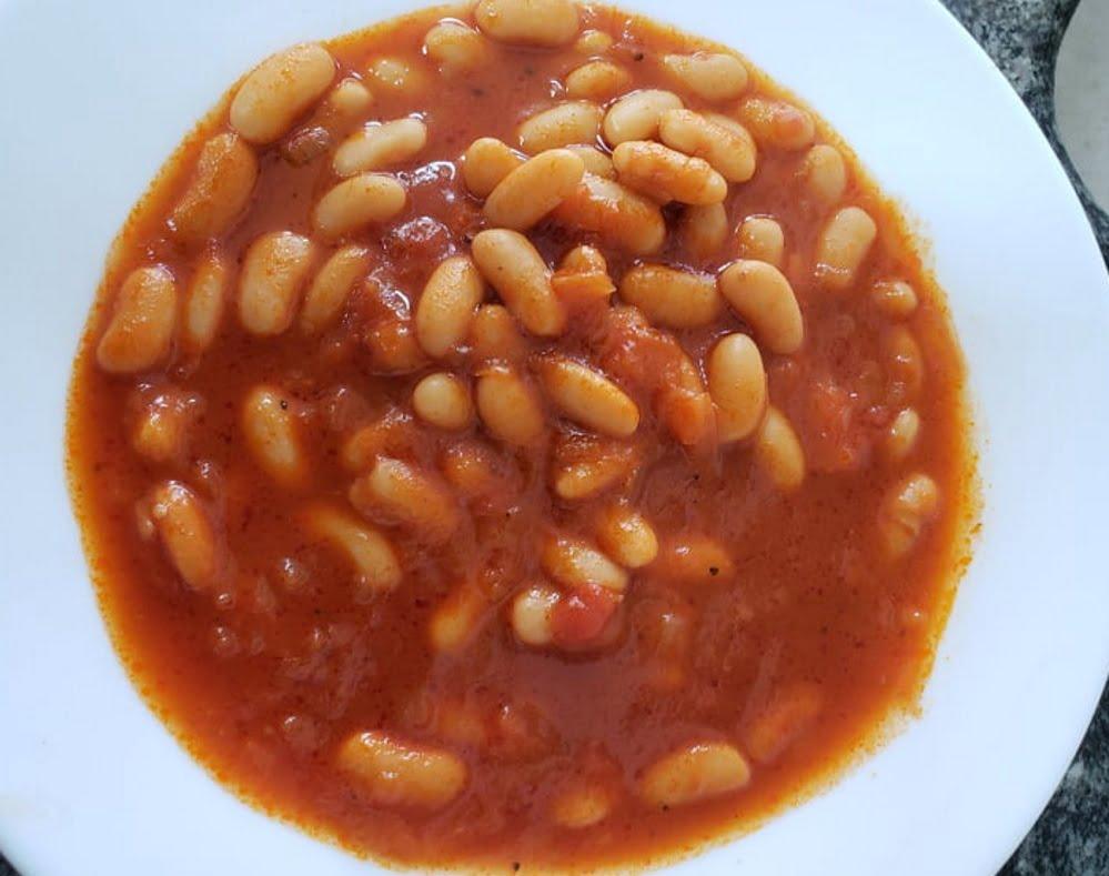 מרק שעועית_מתכון של לאה בוארון