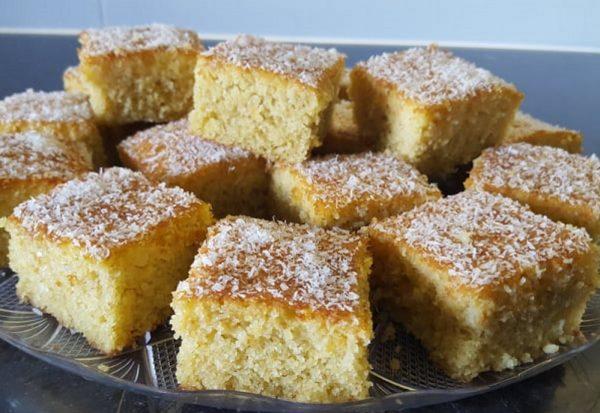 עוגת סולת, תפוזים וקוקוס מנצחת עם ארומה הדרית נפלאה_מתכון של עדי בן זכרי
