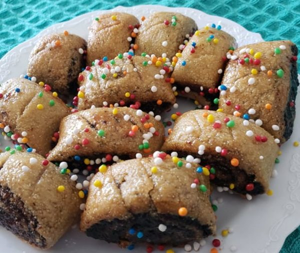 עוגיות מקרוט_מתכון של לאה בוארון