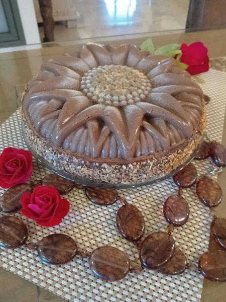 עוגת שוקולד ויוגורט_מתכון של שלומית שחר