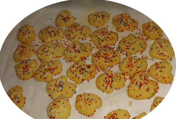 עוגיות חמאה/מחמאה_מתכון של אילנה בוכריס