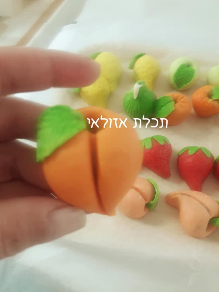 מתכון כתוב + סרטון להכנת מרציפן שקדים_מתכון של המטבח של תכלת