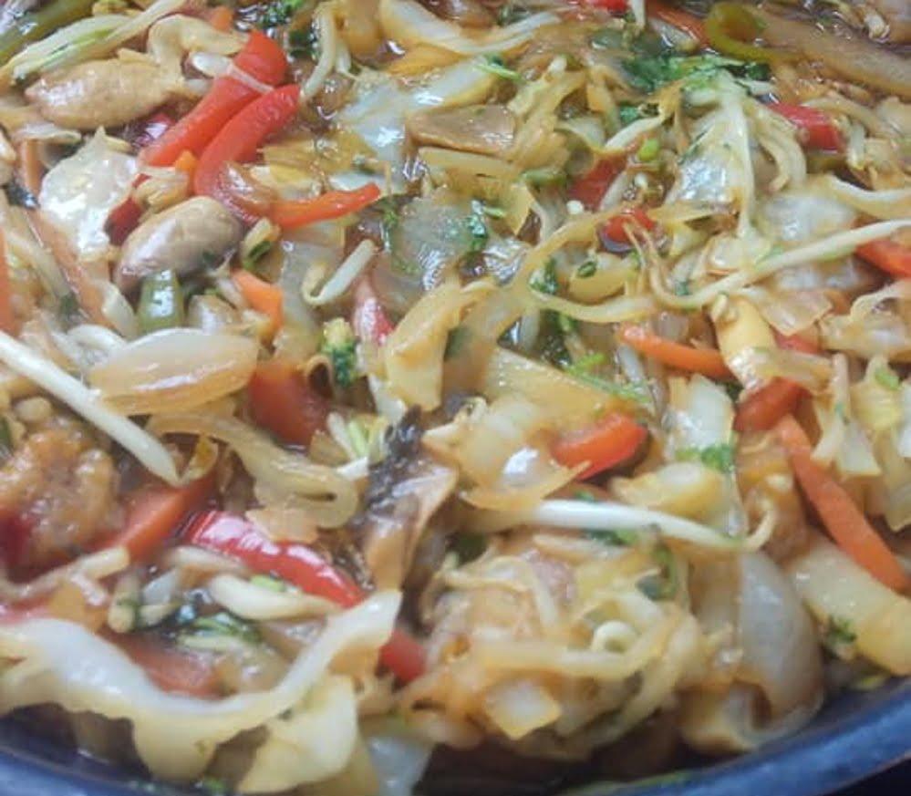 ירקות מוקפצים_מתכון של אורנה זוארי