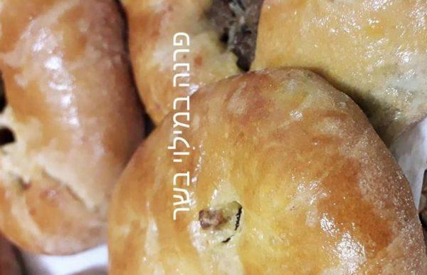 לחם פרנה במילוי בשר_מתכון של המטבח של תכלת