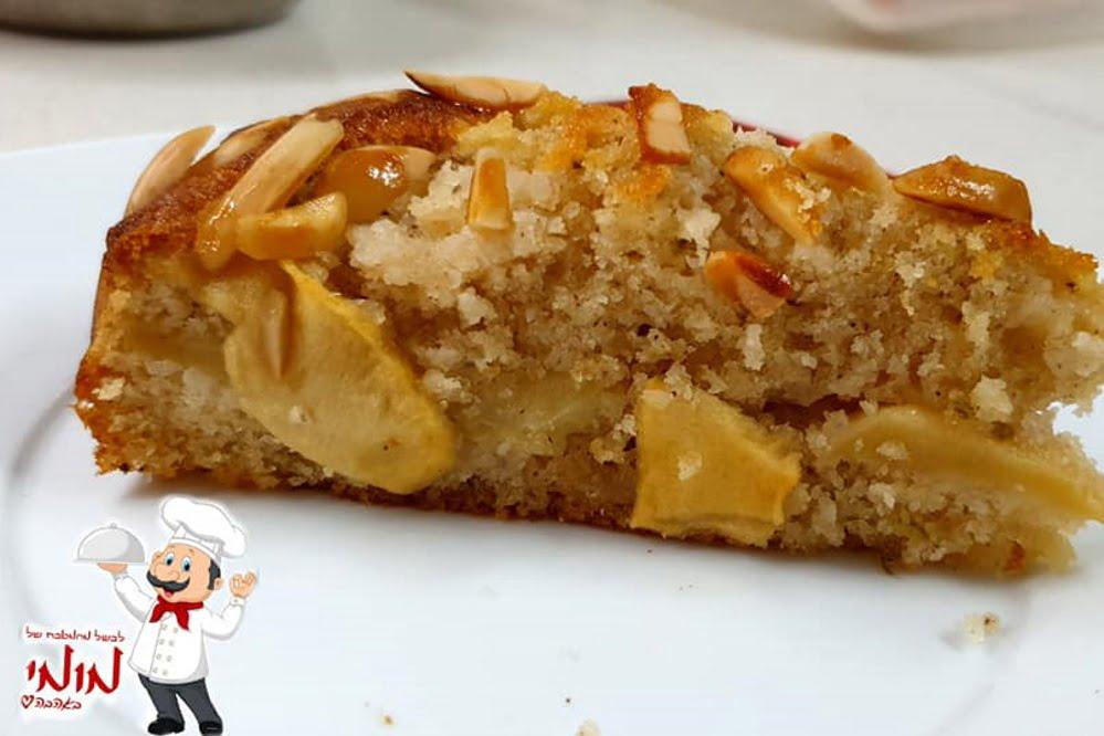 מתכון כתוב + סרטון להכנת עוגת תפוחים_מתכון של טלי כהן שטרלינג
