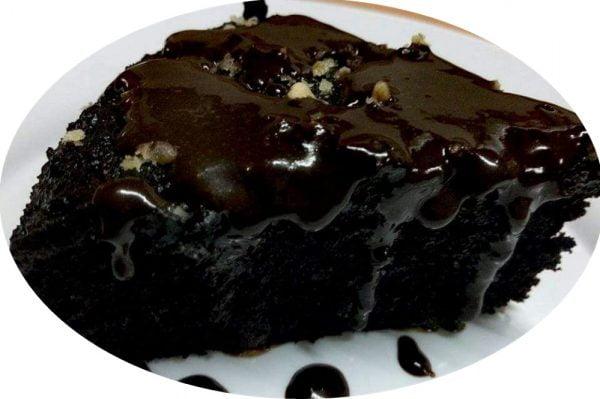 עוגה שוקולדית במיקרוגל_מתכון של אורה ארגוב