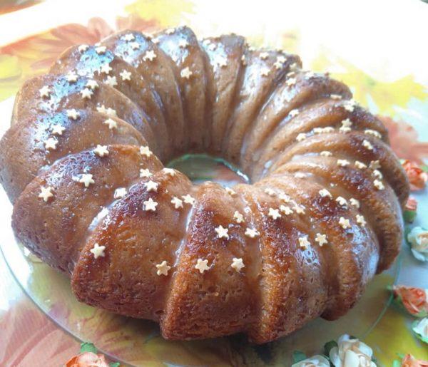 עוגת דבש וקוקוס_מתכון של שלומית שחר
