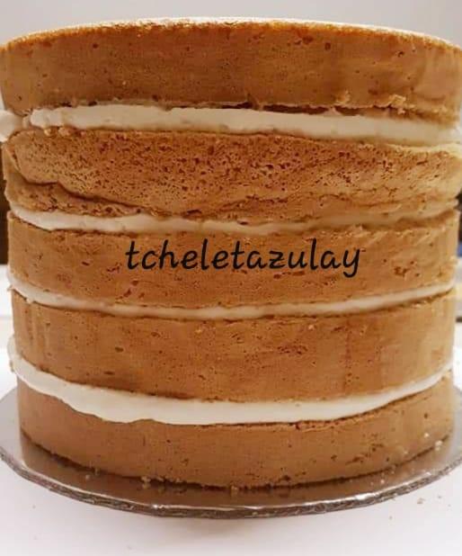 עוגת טורט בסיסית לשימוש בכל מה שבא לכם _מתכון של המטבח של תכלת