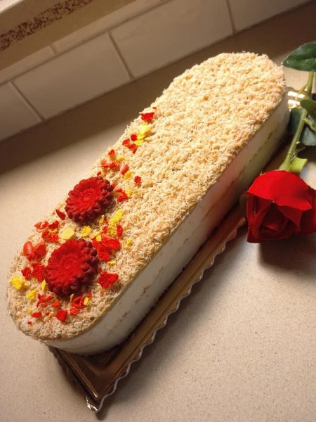 עוגת מוס כנאפה_מתכון של שלומית שחר
