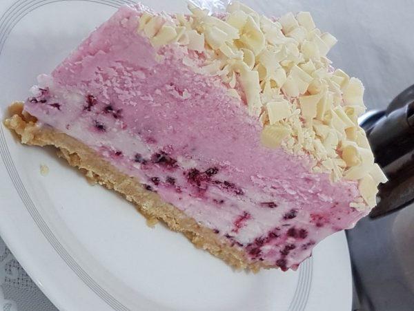 מתכון כתוב + סרטון המחשה להכנת עוגת מוס פטל_מתכון של כרמלה שמואל