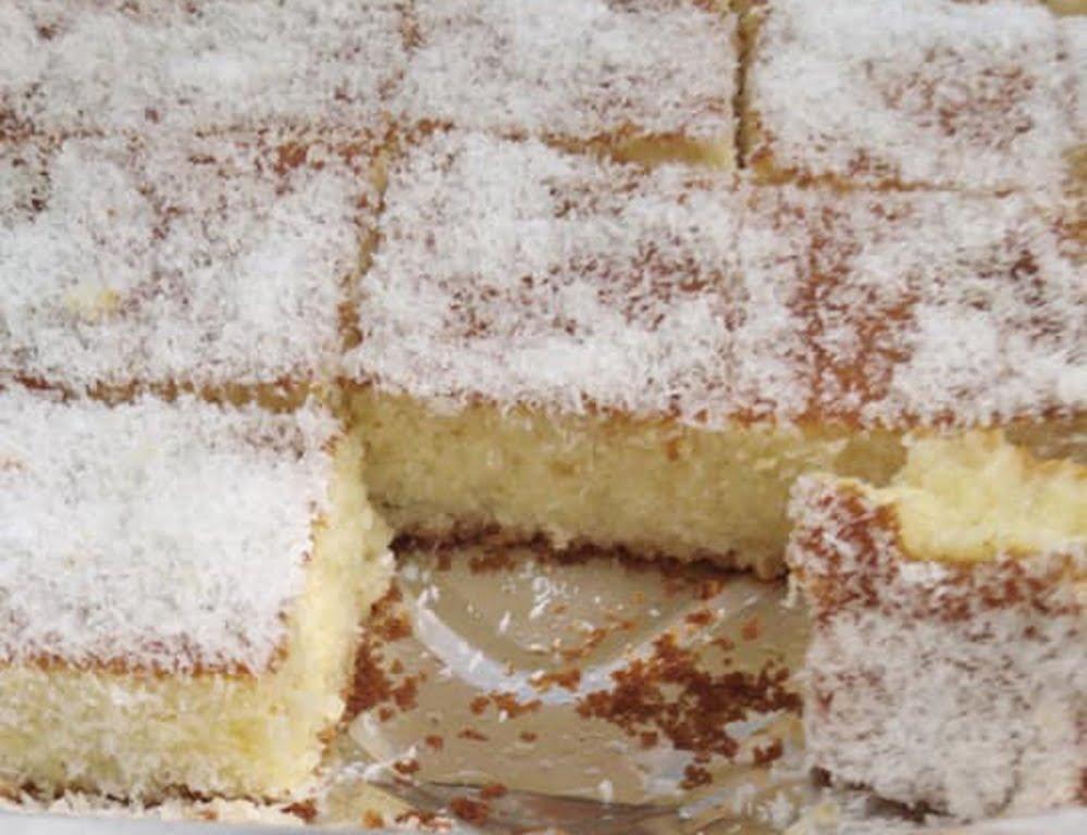 עוגת סולת מעולה -( המתכון של גיסתי היקרה דבורה )_מתכון של אורנה זוארי
